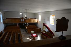 K2/191 Táp 2  református templom