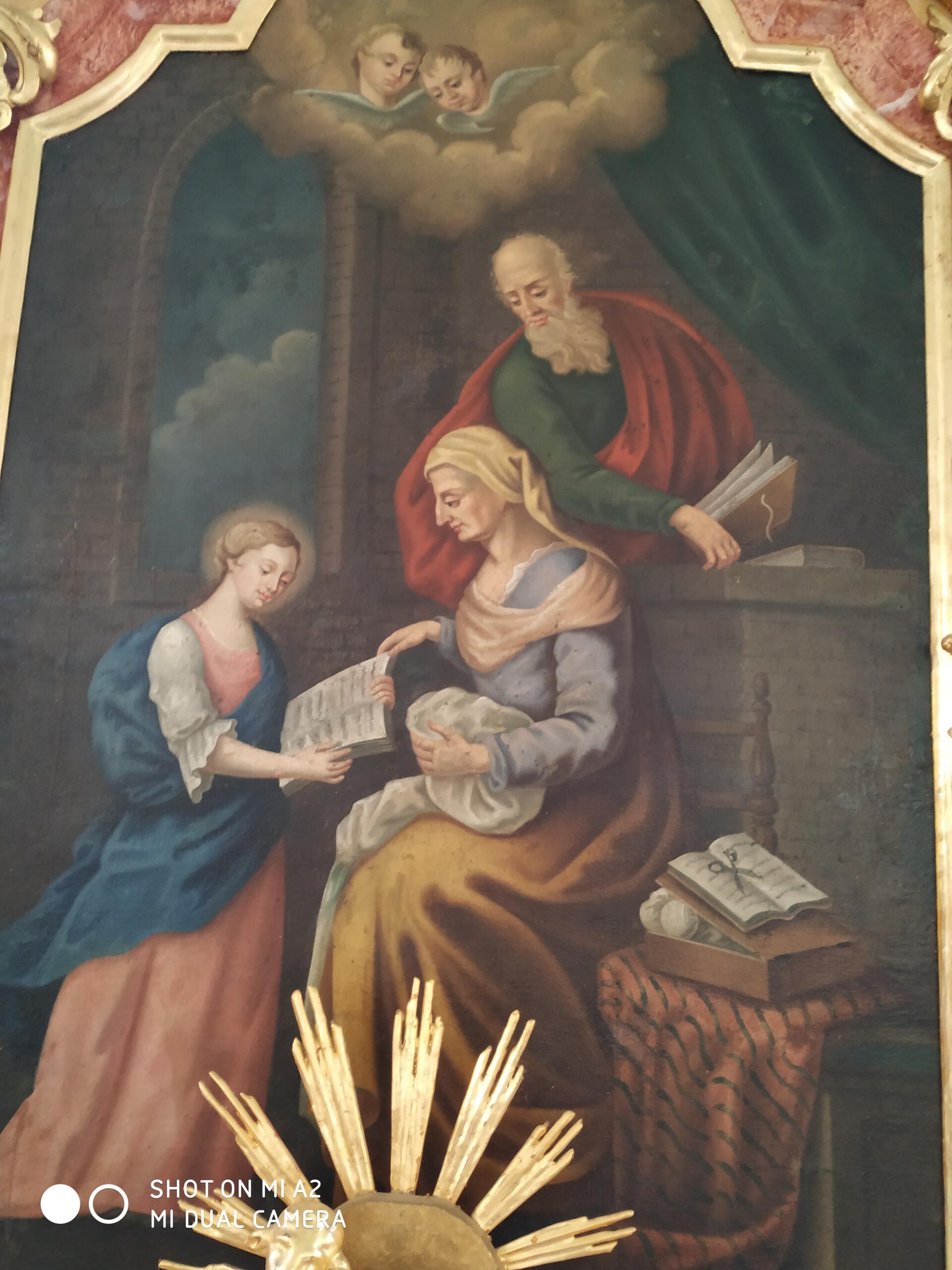 K2.2.1/079 Győrság 1 Szent Anna